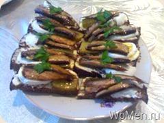 WpMen - Бутерброд со шпротами для вебмастера.