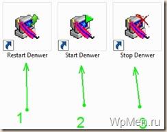 WpMen - Значки Денвера.