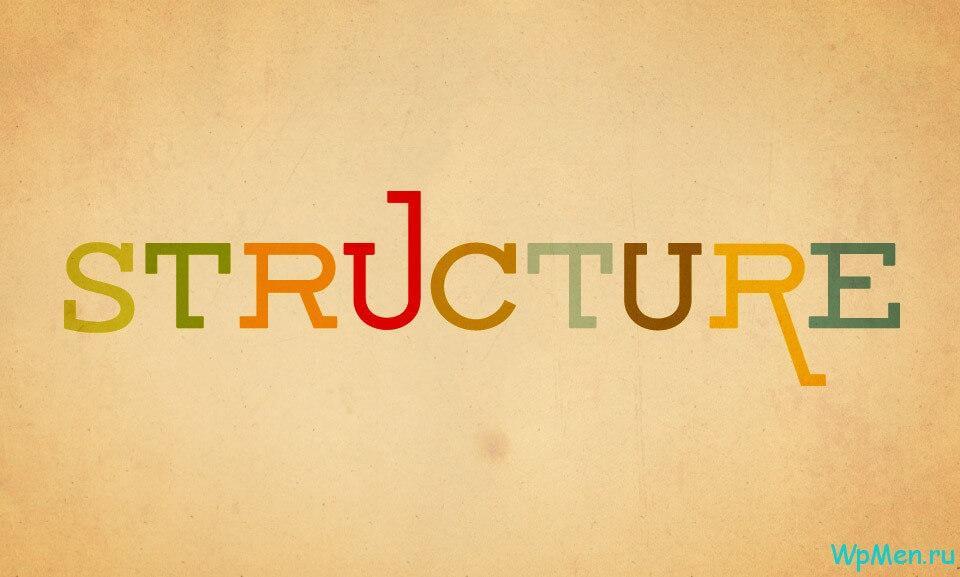 WpMen - Структура статьи, Как написать хорошую статью на сайт?
