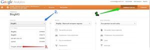 WpMen - Добавление сайта в Google Analytics.