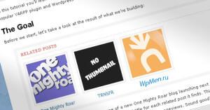 WpMen - Установка и настройка похожих записей на сайте