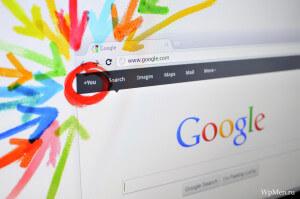WpMen - Социальные кнопки от Google+