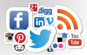 WpMen - Сбор социальных кнопок для сайта.