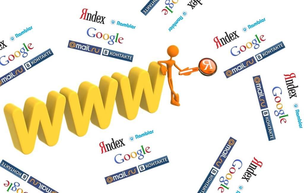Ваш сайт в поисковых системах